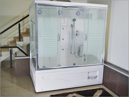 Rectangular Steam Tube Shower Cabin