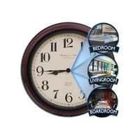 SPY WALL CLOCK CAMERA FOR ONE MONTH RECORDING