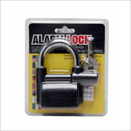 Anti theft Padlock Alarm Lock