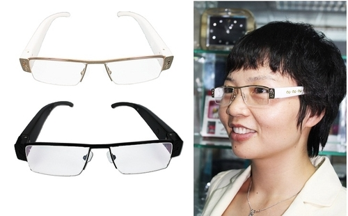 SPY GLASSES CAMERA WITH 8 HOURS RECORDING