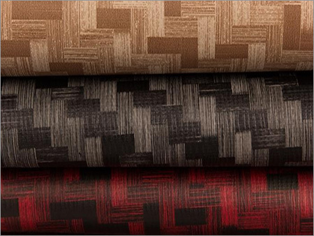 PU Texture Leather Fabric