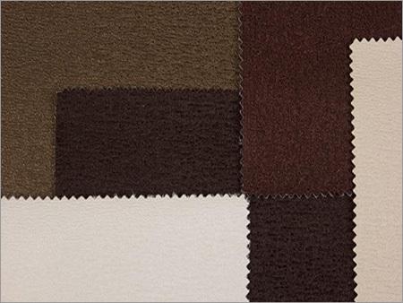 PVC Foam Leather Fabric