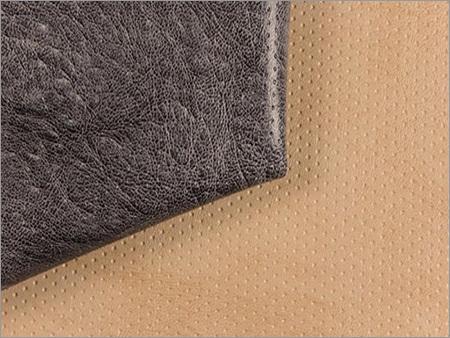 Designer Textured Leather Fabric