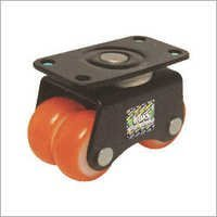 Pu Moving Four Wheel Caster