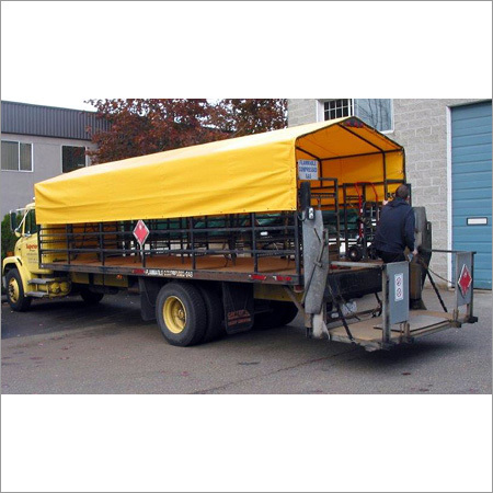 Tarpaulin Vehicle Covers