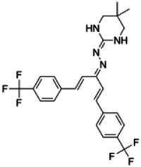 Hydramethylnon