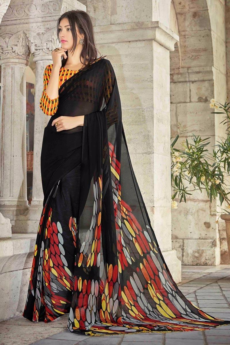 Weightless sarees