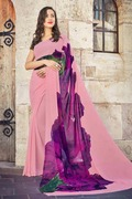 Weightless sarees