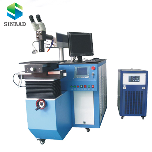 Abrasive Laser Welding Machine