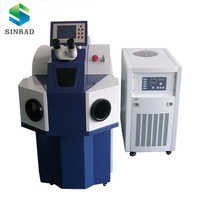 Jewelry Laser Spot Welding Machine