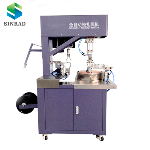 Fully Automatic Winding and Binding Machine