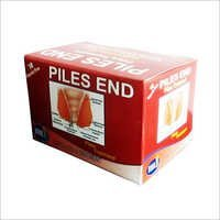 Piles Treatment Capsules And Ointment