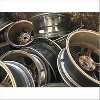 Aluminium Wheels Scrap