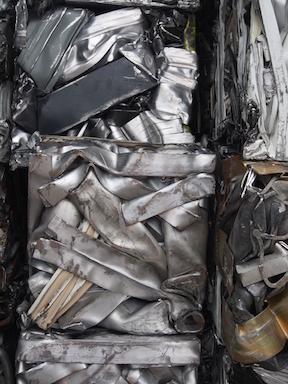 Aluminium Extrusions Scrap