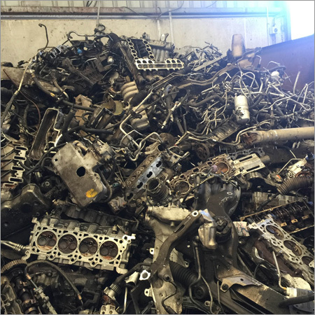 Aluminium Engines Scrap
