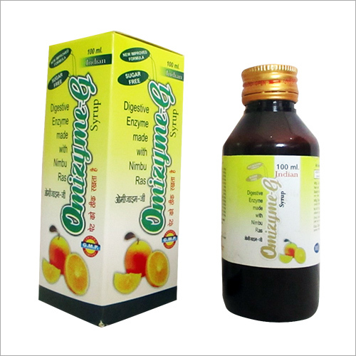 Omizyme G Syrup