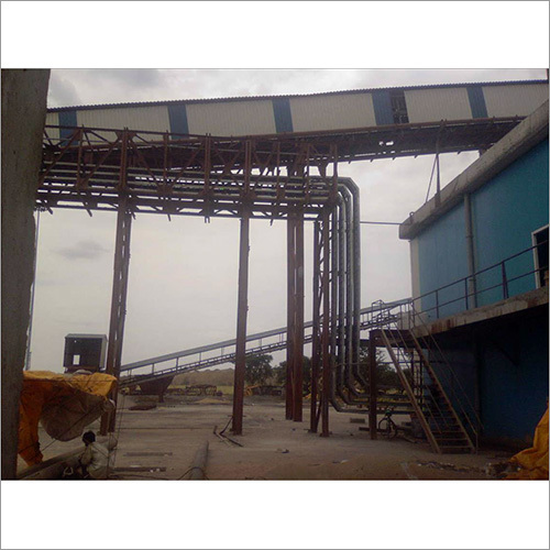 Cement Plant & Conveyor System