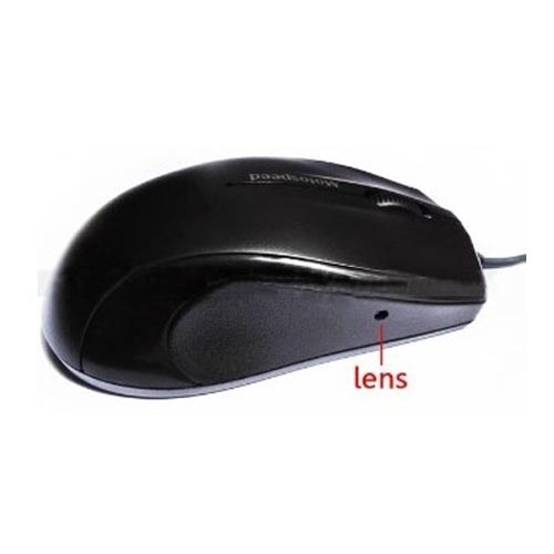 SPY CAMERA IN MOUSE