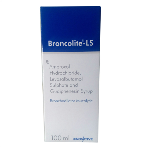 Broncolite - LS Syrup
