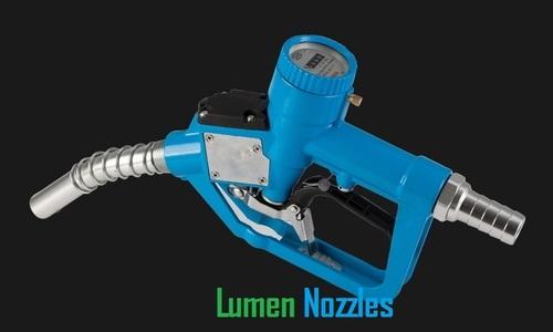 Meter Petrol Nozzle