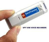 SPY NEW MODEL USB VOICE RECORDER