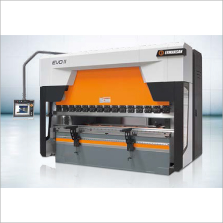 Servo Motorized Hybrid Press Brake