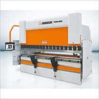 Synchronized Hydraulic Press Brake