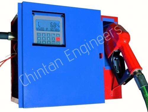 Digital Oil Dispenser