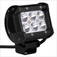 LED Car & Bike Lights 18w (Cree LED)