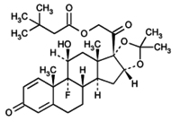 Triamcinolone hexacetonide
