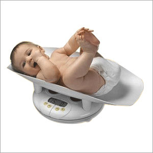 weighing Baby Scale