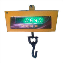 Hanging Scale (Green Display)