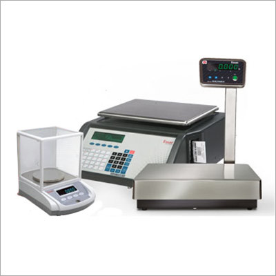 Electronic Weighing Scale Balance and System