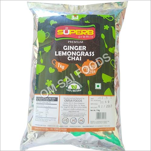 Ginger Lemongrass Chai