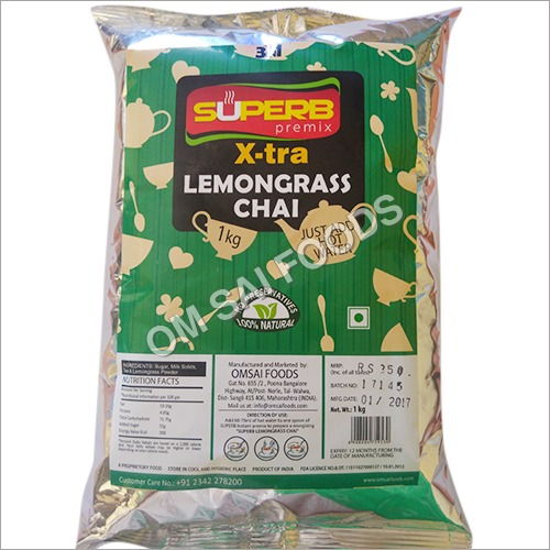 X-Tra Lemongrass Chai