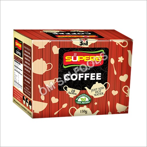 3D New Pack Premium Coffee