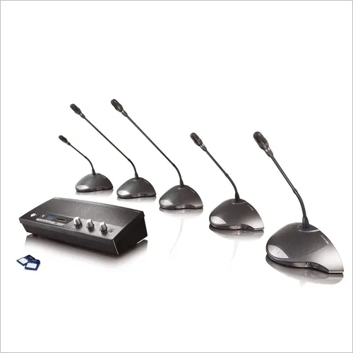 BOSCH Conferencing System CCS 900