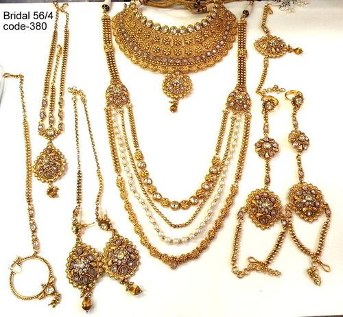 Bridal jewellry