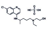 Hydroxycloroquine sulfate