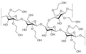 Hydroxyethyl starch (medium MW)