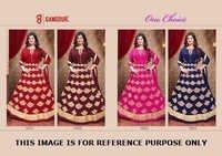 Gangou (RAISA) Design Anarkali salwar suit