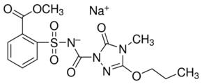 Propoxycarbazone sodium salt