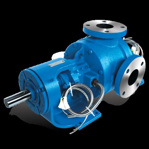 Electrically Heated Asphalt Gear Pump