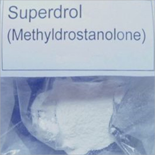 Superdrol (Methyldrostanolone)