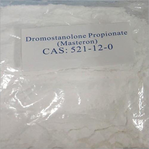 Dromostanolone Propionate (Masteron)