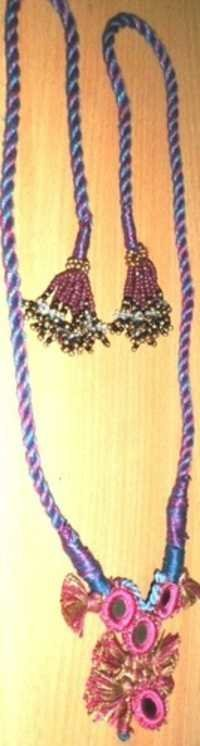 Trible Tassels