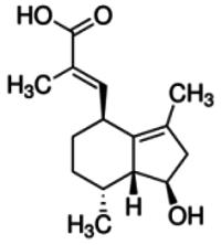 Hydroxyvalerenic acid