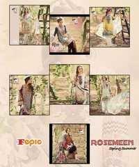 ROSEMEEN (FEPIC) Design Strath Printed Salwar suit