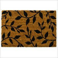 Leaves Printed Door Mats