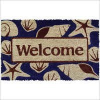 Welcome Printed Door Mats